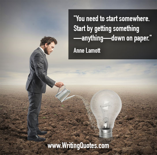 Persistence Motivational Quotes: Anne Lamott Quotes