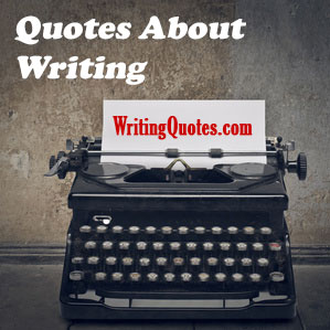Quotes about writing logo