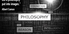 Words connected by lines - Albert Camus quotes about philosophy and images - Writing Fiction Quotes