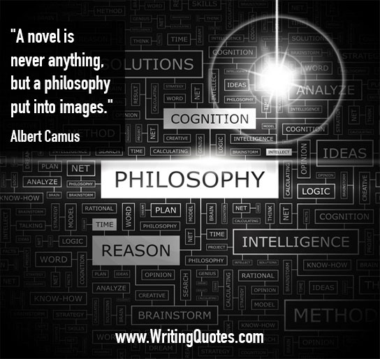 Albert Camus Quotes – Philosophy Images – Writing Fiction Quotes