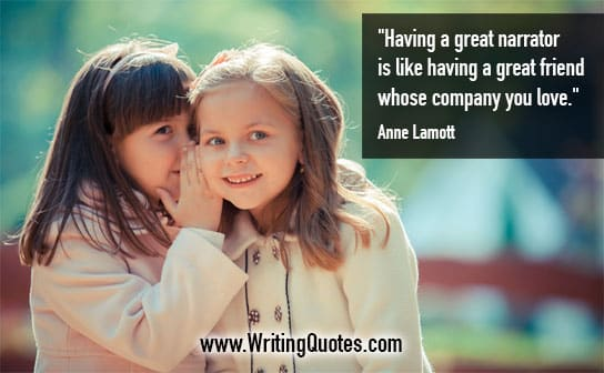 Anne Lamott Quotes – Company Love – Inspirational Writing Quotes