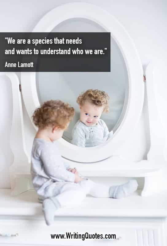 Anne Lamott Quotes – Species Wants – Quotes About Writing