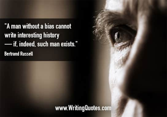 Bertrand Russell Quotes – Interesting History – Quotes About Writing