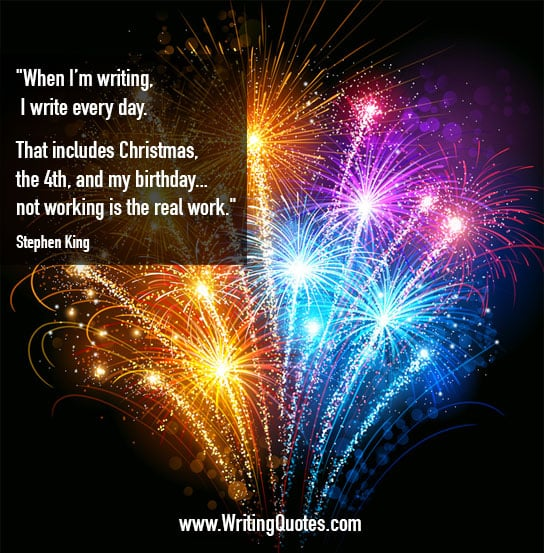 Stephen King Quotes – Christmas Birthday – Stephen King Quotes on Writing