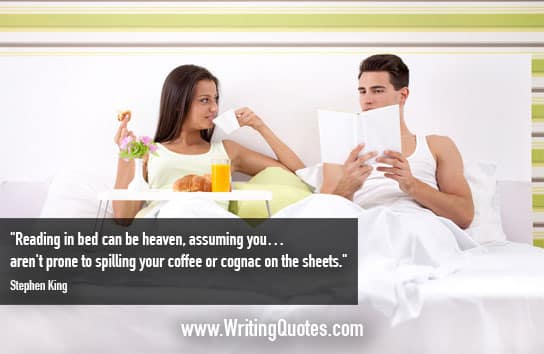 Stephen King Quotes – Coffee Cognac – Stephen King Quotes on Writing