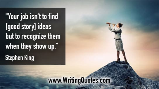 Stephen King Quotes – Ideas Recognize – Stephen King Quotes on Writing