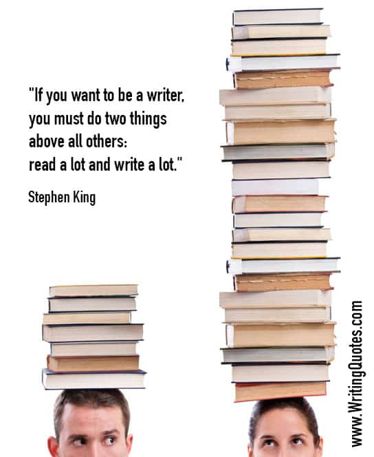 Stephen King Quotes – Read Lot – Stephen King Quotes on Writing