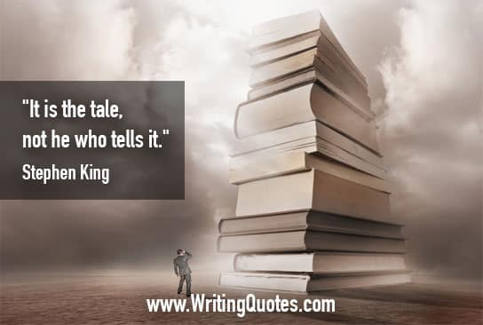 Stephen King Quotes – Tale Tells – Stephen King Quotes on Writing